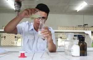 Indiana Aerospace University | Chemistry Laboratory